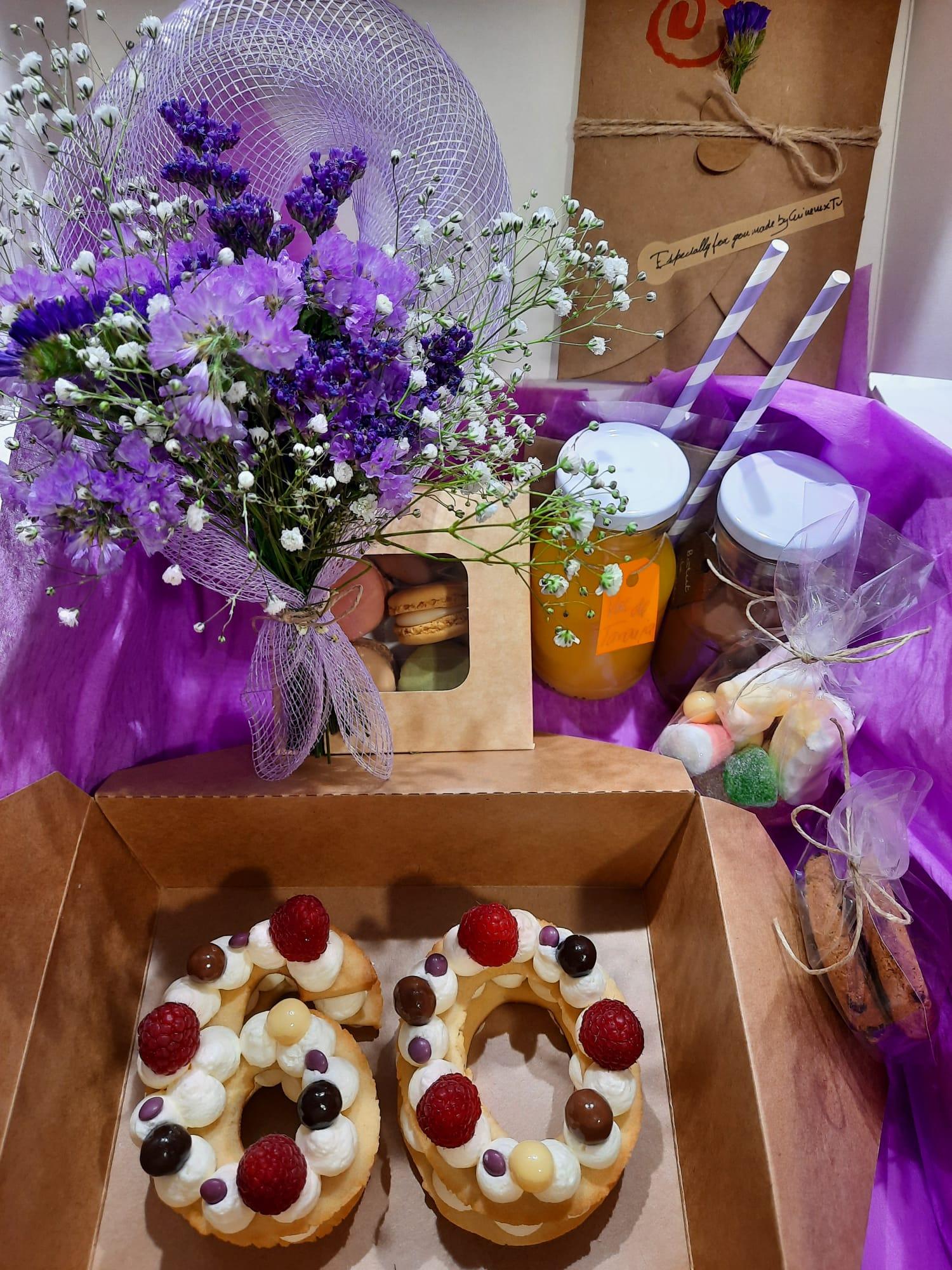 «El millor esmorzar de la meva vida! Moltíssimes gràcies!» Raquel (Sabadell)