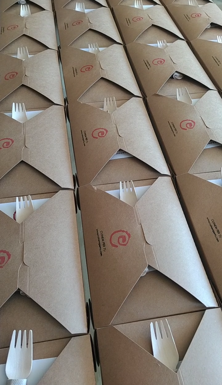 Caterings personalitzats i individualitzats