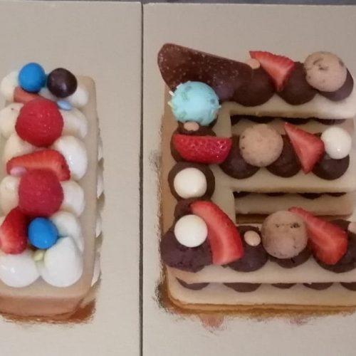 «Gràcies, Pilar pel pastís! El Biel s'ho passat pipa! 🤩 i a tots els hi agradat! �» Rocío (Les Franqueses del Vallès)